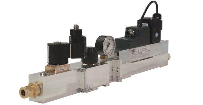 burner control forming system