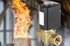 Gas-Magnetventile