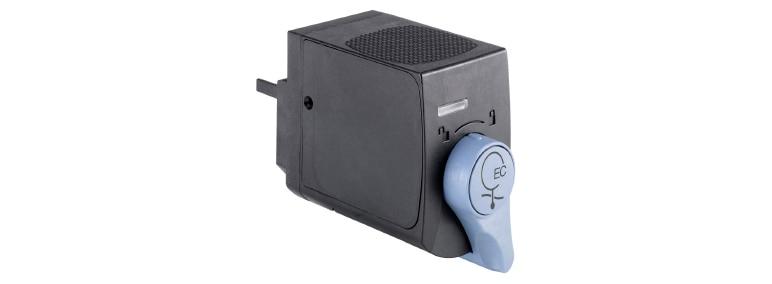 Sensor-Cube zur Leitfähigkeitsmessung