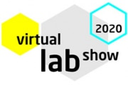 virtual lab show 2020 Logo